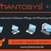 Automatisierte Software-Pflege mit Phantosys-Easy