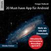 """FreeBook-Klassiker """"20 Must-have Apps für Android"""" in aktualisierter und erweiterter Fassung"""