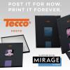 Tecco präsentiert neue Medienpakete für Mirage