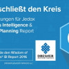 Bestplatzierungen für Jedox in Wisdom of Crowds Business Intelligence-Marktstudie 2016