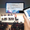 Für einen erfolgreichen Vortrag: Feedback per SMS aus dem Publikum einholen