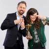 """Der """"GOLDENE KAMERA Digital Award"""" in ZDFneo / Steven Gätjen und Joyce Ilg präsentieren die etwas andere Preisverleihung (FOTO)"""