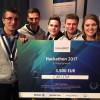 Platz 2 für die Entwickler von Control Expert beim Hackathon #_hackNext in München (FOTO)