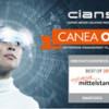 """CANEA ONE mit Prädikat """"BEST OF 2017"""" der Initiative Mittelstand ausgezeichnet"""