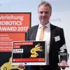HANNOVER MESSE 2017 (Montag, 24., bis Freitag, 28. April): fleXstructures GmbH gewinnt ROBOTICS AWARD 2017 (FOTO)
