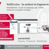 FMEA Testsieger präsentiert auf der Control vom 9.-12.5.17 in Stuttgart neues Webtool / Systems Engineering im Web mit PLATO e1ns: modellbasiert, visuell, durchgängig, skalierbar,global verfügbar (FOTO)