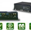 Embedded PC für den mobilen Fahrzeugbetrieb