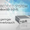 Lüfterloses Embedded System