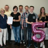Happy Birthday – Schulinitiative der Data One feiert 5-jähriges Jubiläum