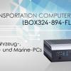 AXIOMTEKs neuer & vielseitig einsetzbarer Transport-Computer für den Fahrzeug-, Eisenbahn- und Schiffsmarkt – tBOX324-894-FL