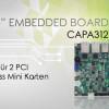 AXIOMTEKs 3,5-Zoll großes Embedded Motherboard