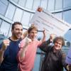 Start-up erhält bis zu 100.000 Euro für cloudbasierte App-Tests (FOTO)