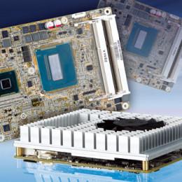 COM Express Type 6 Modul mit  22 nm CPU !
