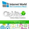 ClipVilla stellt erneut bei der Internet World Messe aus