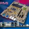 MicroATX Motherboard mit 4. Gen. Intel® Core CPUs und Fernwartungs-Modul !
