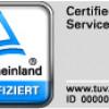 TÜV Rheinland Zertifikat für die Fabasoft Cloud