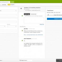 TeamViewer® integriert Remote Support in die Kundenservice-Plattform von Zendesk