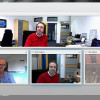200° PanaCast WebCam Panoramabild in PlaceCam Videokonferenz Software