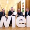 Wien-Domains: Taufe im Wiener Rathaus