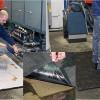 Rutschfeste und undurchlässige Matten für ölhaltige Produktionsstätten
