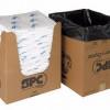 Ölbindemittel: Tücher aus sehr saugfähigem Polypropylen