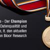 """""""Champion""""  –  Bloor Research identifiziert Trillium Software als führend im Datenqualitätsmarkt"""