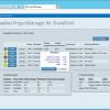 """Effizienz und Transparenz von Projekten: Neuer """"weblet ProjectManager for SharePoint"""" der in-GmbH"""