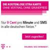 Kostenlose Xtra Karte ? 9 Cent Min/SMS