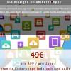ZALODO launcht erfolgreich apps-einfach.de – Apps erstellen für 49? / Jahr