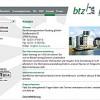 Barreierfreier Internetauftritt für das BerufsTrainingsZentrum Duisburg