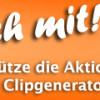 Videoclips gegen Gewalt: Benefiz-Aktion mit Clipgenerator und 7us