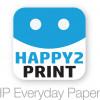 Neue kostenlose Happy2Print App von International Paper ermöglicht mobiles Drucken von überall aus