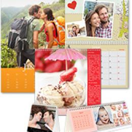 """""""Die Kalenderdrucker"""" bietet kostenlose Software zur Gestaltung von individuellen Fotokalendern"""
