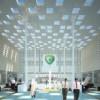 AWARO Projektraum bei Klinikprojekt in Abu Dhabi eingesetzt