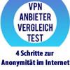4 einfache Schritte zum Schutz der Privatsphäre und Anonymität im Internet.