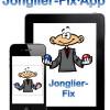 Jonglier-Fix-App wird von der Initiative Mittelstand in der Kategorie E-Health ausgezeichnet