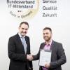 Gütesiegel Made in Germany für microtech ERP-Software