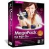Das erste Software-Paket für die brandneue PSP Go: Wondershare MegaPack für PSP Go