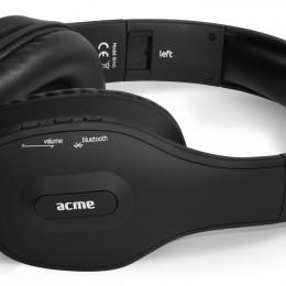 """""""ACME BH40"""": Kabelloser Kopfhörer zum Zusammenfalten"""