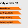 Smartphone Reparatur in Österreich – schnell und günstig