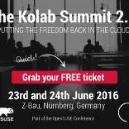 Kolab Summit 2.0:  Die Freiheit zurück in die Cloud bringen