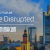 Digital Transformation Forum: Disrupt oder Be Disrupted
