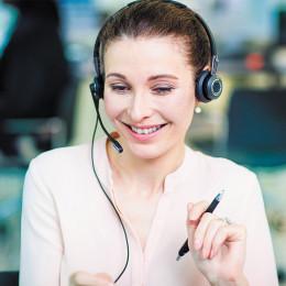 Jabra-Studie: Kundengespräche sind geschäftsentscheidend