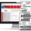 Barcode-Etiketten online erstellen und drucken