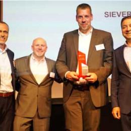 WatchGuard ernennt die SIEVERS-GROUP zum Partner of the Year 2016