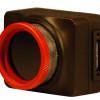 LWL: Strahlanalyse mit phosphorbeschichteter CCD-Kamera