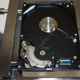 Festplatte entrümpelt bis zum Totalausfall