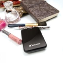 Außen klein, innen ganz groß: Verbatim mit 1,8-Zoll Pocket Drive HDD und 250 GB
