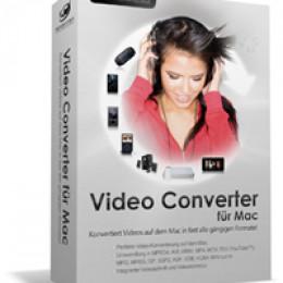 Videokonvertierung auf dem Mac – mit dem Wondershare Video Converter für Mac ganz einfach!