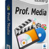 Leawo Prof. Media for Mac 7.6.0 hat BD ISO Converter, HEVC Converter, AVC Converter und niederländisches UI